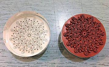 Pomôcky/Nástroje - Akrylové pečiatky