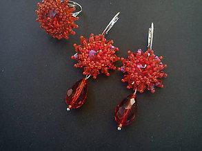 Sady šperkov - Sada Ila / Swarovski - 10277942_