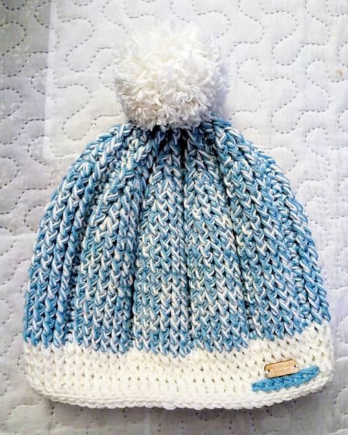 6a347b724 Háčkovaná čiapka (detská) / mana.franek - SAShE.sk - Handmade Detské ...