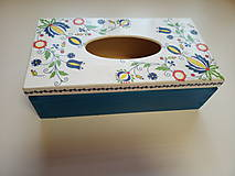 Krabičky - Vreckovník - Na ľudovú nôtu - 10278360_