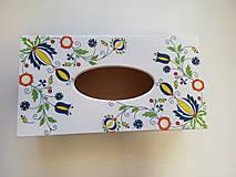 Krabičky - Vreckovník - Na ľudovú nôtu - 10278361_