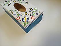 Krabičky - Vreckovník - Na ľudovú nôtu - 10278362_