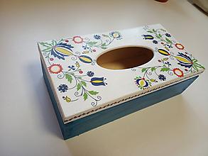 Krabičky - Vreckovník - Na ľudovú nôtu - 10278352_