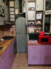 Nábytok - Skrinka nielen do kuchyne - 10278921_