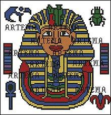 Návody a literatúra - M126 Tutanchamon - 10279754_