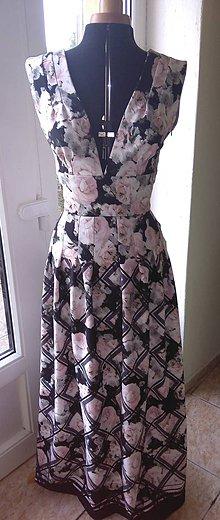 Šaty - Dlhé šaty   Akcia - 10278506_