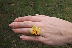 Prstene - pošimrání paprskem - 10278439_