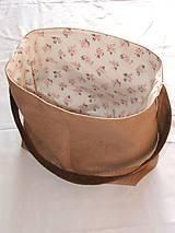 Veľké tašky - Taška - plážová hnedá - 10277672_
