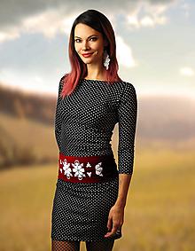 Šaty - Šaty SwirlFolk 2 - 10277954_