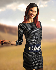 Šaty - Šaty SwirlFolk 1 - 10277965_