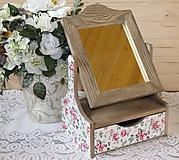 Krabičky - Toaletka na želanie :) - 10278820_