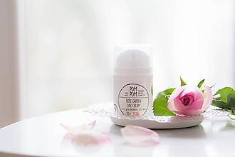 Drogéria - Ružová záhrada denný krém na tvár - 10278289_