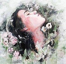 Obrazy - obraz na predaj, V súlade s prírodou, 100x100 - 10279583_