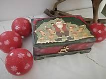 Krabičky - ...novoročná - 10279802_