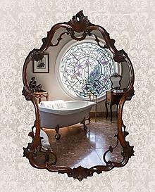 """Zrkadlá - Zrkadlo """"il castello"""" - 10280741_"""