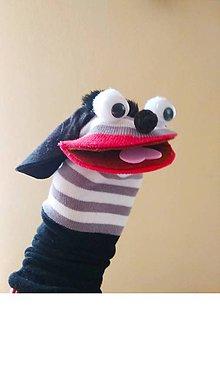 Hračky - Ponožkáčik č.5 - Hafan - 10281870_