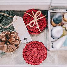 Úžitkový textil - Odličovacie tampóny-100% bavlna - 10280859_