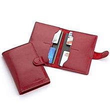 Iné doplnky - Puzdro na cestovný pas a doklady - 10282002_