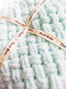Textil - Detská deka (Tyrkysová) - 10281788_