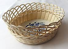 Košíky - košíček Cibuliačik - 10280911_