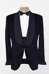 Oblečenie - Pánsky smoking NAPLES - 10282649_