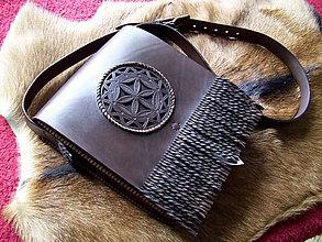 Veľké tašky - Pastierska taska - 10280482_