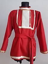 Oblečenie - Rusínska košela - 10280872_