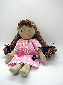 Bábiky - bábika Mia - 10283213_