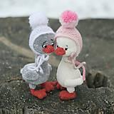 Hračky - Zamilovane husky - 10283805_