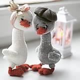 Hračky - Zamilovane husky  - 10283806_