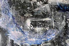 Obrazy - °sen° /abstraktná maľba A2/ - 10284572_