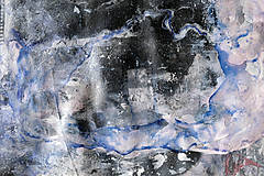 Obrazy - °sen° /abstraktná maľba A2/ - 10284575_