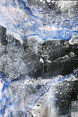 Obrazy - °sen° /abstraktná maľba A2/ - 10284576_
