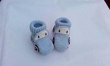 Topánočky - Papučky - 10283857_