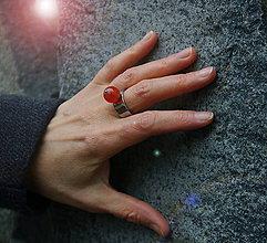 Prstene - Nerezový prsten.. Ball no.1. - 10284330_