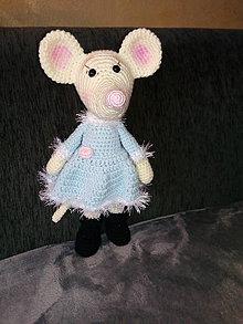 Hračky - Mala myška - 10282953_