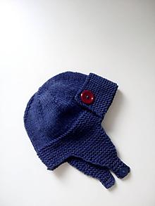Detské čiapky - čiapka pre chlapca - 10284298_