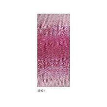 Obuv - Štucne jemné (Ružová) - 10288419_