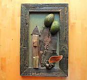 Obrazy - Zelené orechové stromy - 10288486_