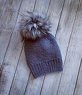 Detské čiapky - Čiapka - 10286776_