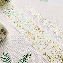 Papier - luxusná ozdobná papierová páska Malý princ - 10286023_