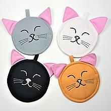 Peňaženky - Mincovnička mačička - 10287956_