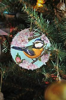 Dekorácie - vianočné guľe