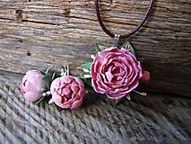 Sady šperkov - Pivónky - súprava - 10285814_
