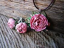 Sady šperkov - Pivónky - súprava - 10285816_