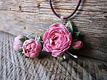 Sady šperkov - Pivónky - súprava - 10285818_