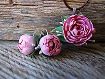 Sady šperkov - Pivónky - súprava - 10285819_