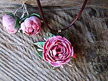 Sady šperkov - Pivónky - súprava - 10285822_