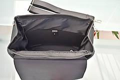 Batohy - Kožený ruksak PALI - 10286802_