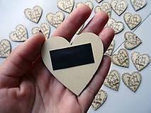Darčeky pre svadobčanov - Svadobné magnetky - 10286016_